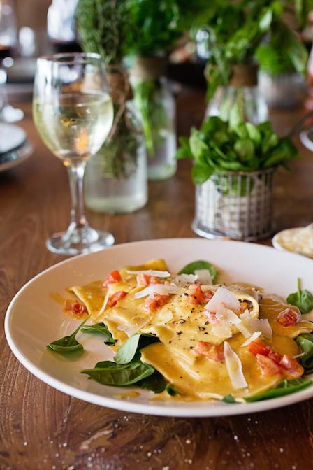 Casa Ristorante Italiano Food