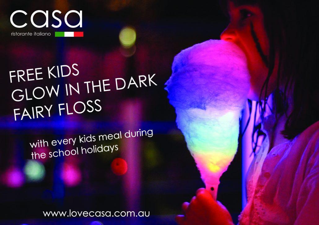 Casa Kids Holiday Free Fairy Floss