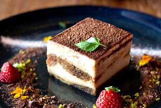 Casa Italian Restaurant Dessert