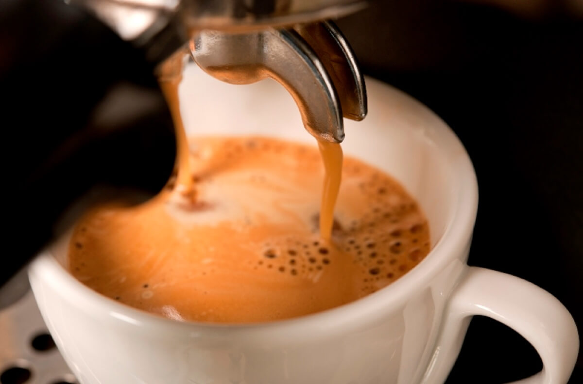 Coffee Drinks Tea & Soft Drinks
