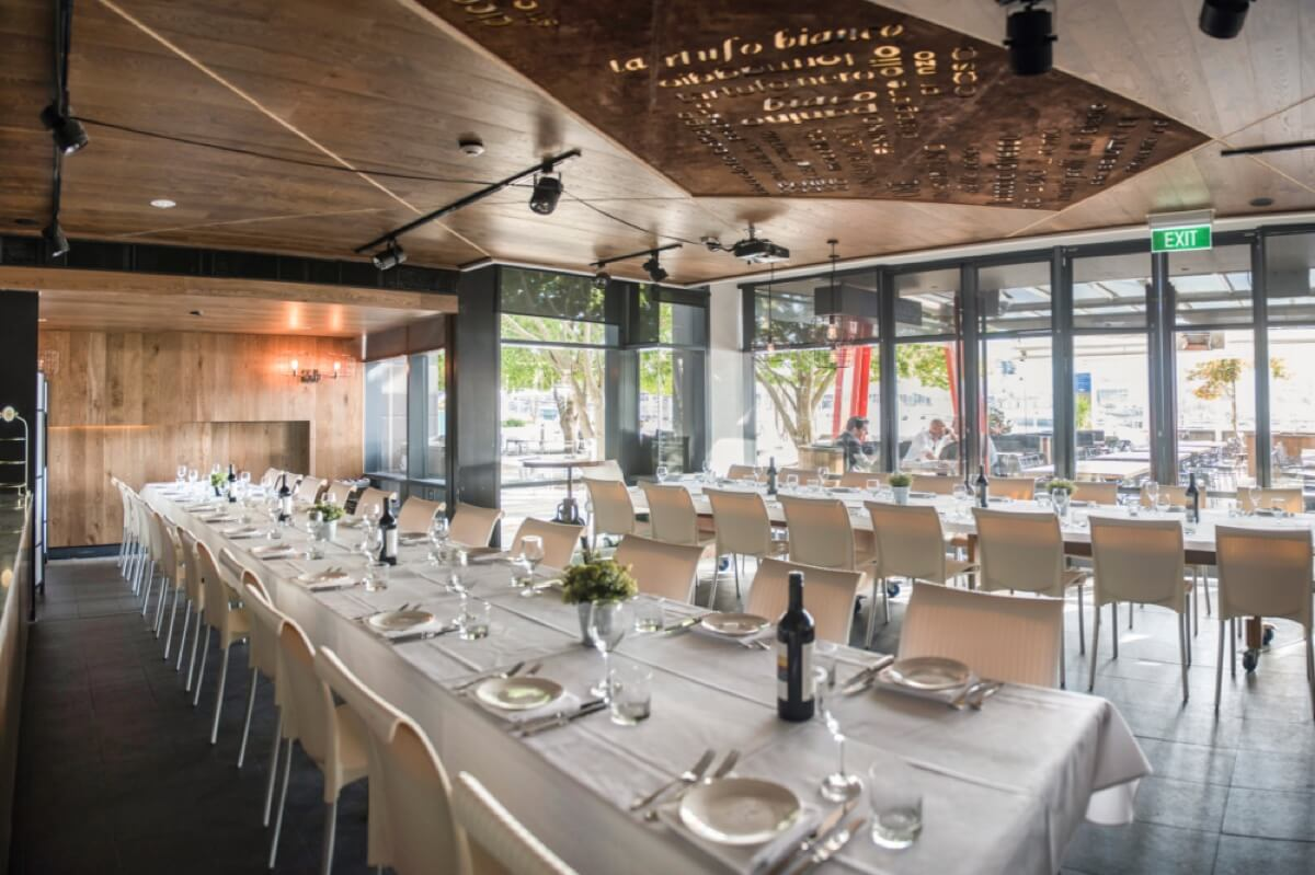 Private Dining Room King Street Wharf- Casa's Privato