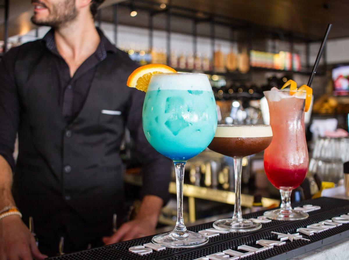 some of Cocktails on Casa's Cocktails List