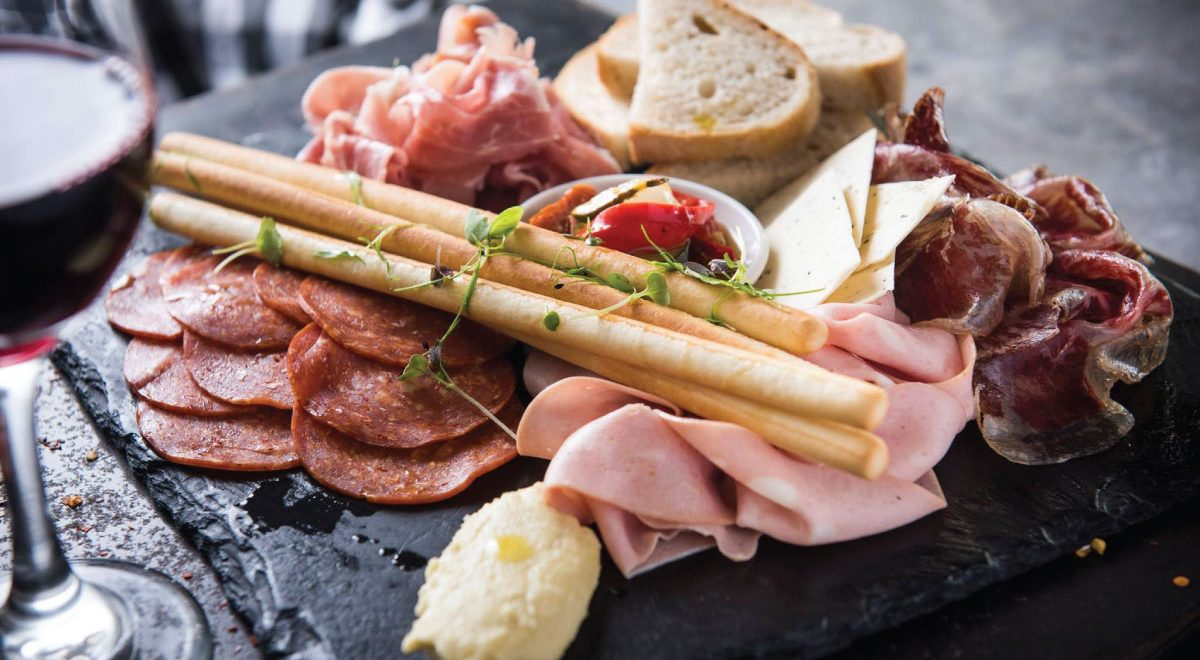 Book Your Next Social Event At Casa King Street Wharf-Antipasto-Platter