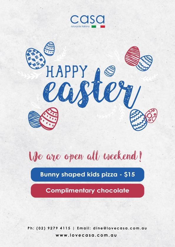 Easter at Casa