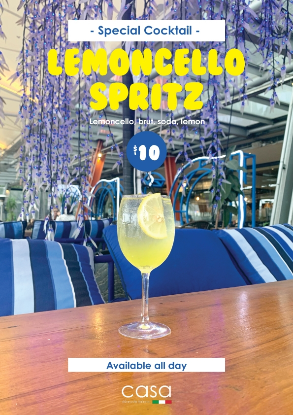 Monthly Special Cocktail 1